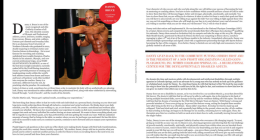 Feature Story: DANNY APOLLO BRUCE FITFIGURES MAGAZINE