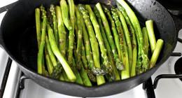 GET LEAN WITH ASPARAGUS