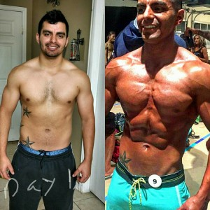 Mens Physique Athlete J.G.