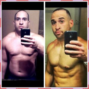chaz perez bulk cut before after