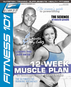 FITNESS 101 NOV COVER 2014