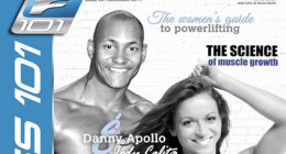 FITNESS 101, CELEBRITY COACH ON COVER